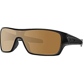 Oakley Turbine Rotor Sunglasses, Turbine Rotor Polished Black W 0
