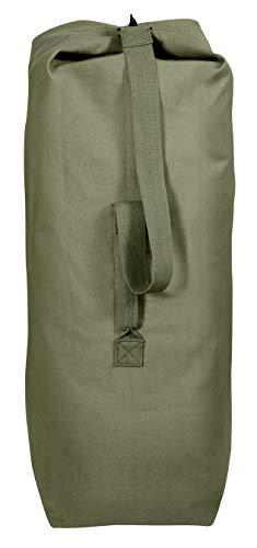 Rothco Top Load Canvas Duffle Bag, 25'' x 42