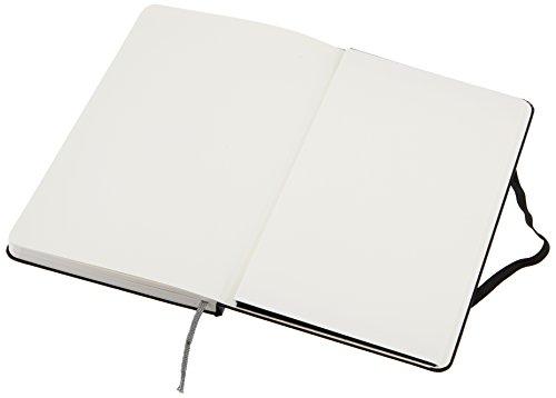 AmazonBasics Classic Notebook - Plain Photo #3