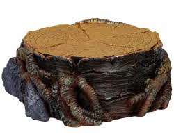 Halloween Display Platforms (Lemax Spooky Town Tree Stump Display Platform Small)