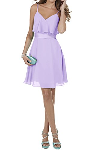 Ivydressing -  Vestito  - linea ad a - Donna Lila 44