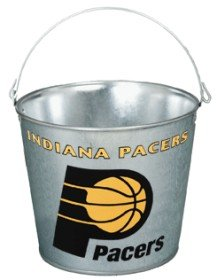 - WinCraft NBA Indiana Pacers Wastebasket15 Inch Wastebasket, Team Colors, One Size