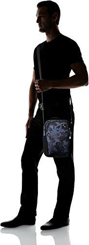 Pacsafe Unisex-Erwachsene Vibe 200 Anti-Theft Compact Travel Bag Umhängetasche, Einheitsgröße Grau