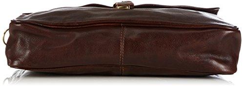 de Unisex Cowboysbag hombro Brown Bag adulto Bolso Miami Marrón 500 wXxx1nv