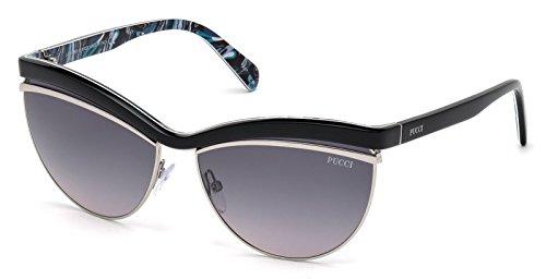 emilio-pucci-womens-cateye-sunglasses-ep0010-05b-black-smoke-lens-61mm