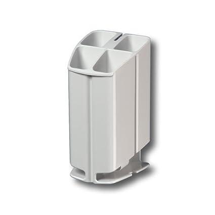 Contenedor para cabezales de cepillos de dientes eléctricos Braun D 17