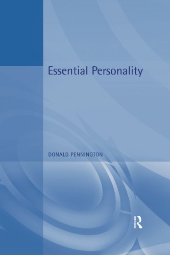 Essential Personality (Essential Psychology)