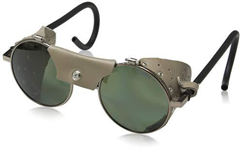 Julbo Vermont Mountain Sunglasses - Polarized 3 - Brass/Leather (Julbo Sunglasses Polarized)