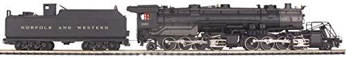 MTH 1:48 O Scale 2-8-8-2 Y3 Engine Norfolk & Western #2014 Train #20-3092-1