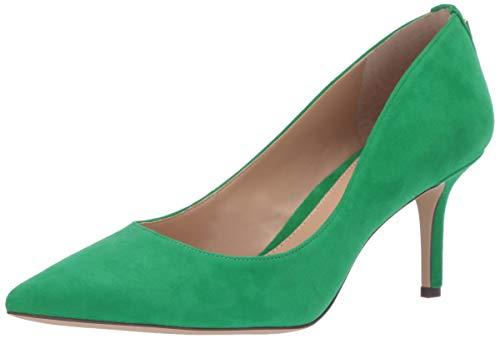 Lauren Ralph Lauren Women's Lanette Pump, Spring Emerald, 10 B US