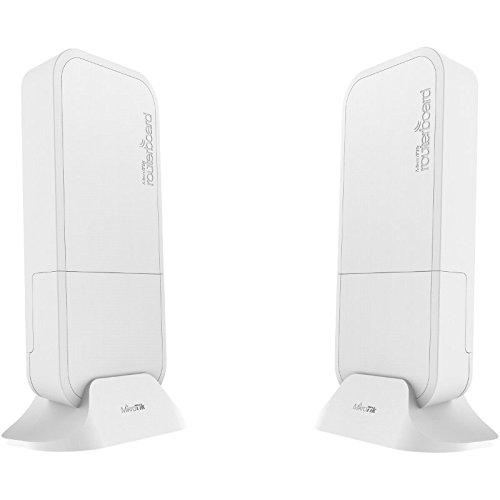 Mikrotik Wireless Wire RBwAPG-60ad kit 60 GHz wireless link 1 Gbit full duplex Link