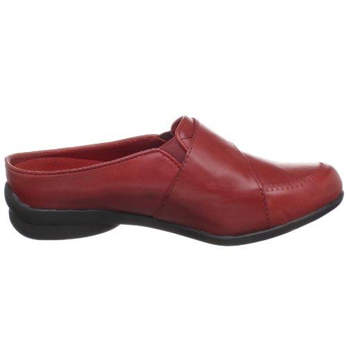 Drew Shoe Womens Kelly Slip-on In Pelle Rossa