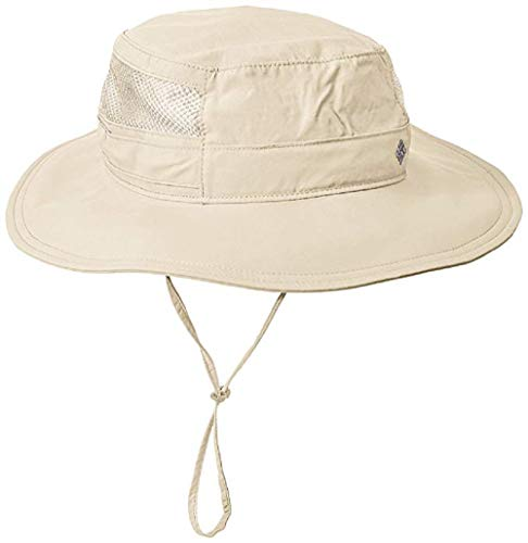 Columbia Unisex Bora Bora II Booney Hat, Moisture Wicking Fabric, UV Sun Protection, Sage, One Size