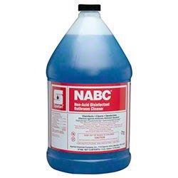 Spartan NABC Non Acid Disinfectant Bathroom Cleaner 1 Gallon