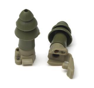 Ear Plugs Nrr 24 Impulse Battleplugs Meduim by Moldex   B00WS73NB6