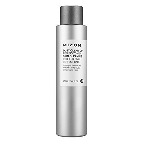 Price comparison product image [MIZON] Dust Clean Up AHA Peeling Toner Skin Cleansing Professional Perfect Care150ml