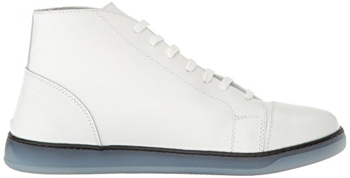Bugatchi Mens Venezia Fashion Sneaker Bianco