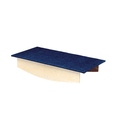 CanDo Vestibular Board, 30 X 60 X 12 Inch, Front-to-Back by Cando