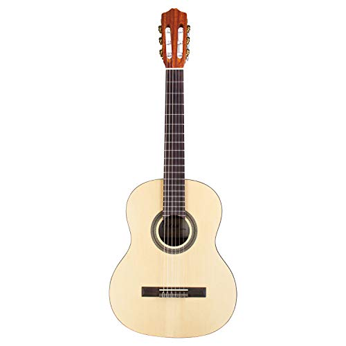 Cordoba Guitars 6 Cordoba C1M 1/2 Acoustic Nylon String Guitar, Right Handed, Size