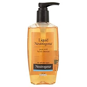 Neutrogena Liquid Pure Mild Facial Cleanser 150ml Best Seller of Thailand [Wazashop Thailand]