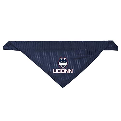 Littlearth UCONN Huskies Dog Cat Mesh Jersey Bandana for sale  Delivered anywhere in USA