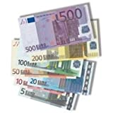 Euro Money 500 Bills
