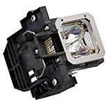 Replacement for Jvc Dla-rs48u Lamp & Housing Projector Tv Lamp Bulb by Technical Precision