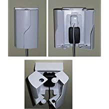 Twin Door Outlet Box