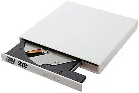 DVDドライブ 外付け光学ドライブDVD-ROM CD RWのUSB 2.0 CD/DVDプレーヤーコンボリーダー書き込みPortatil JPLJJ