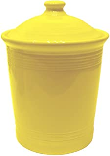 product image for Homer Laughlin Fiesta Sunflower 573 3-Quart Large Canister