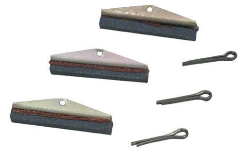 Lisle 10050 Replacement Stone Set ()