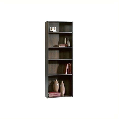 042666133494 - Sauder Beginnings 5-Shelf Bookcase, Cherry carousel main 0