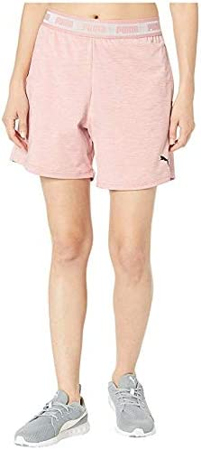[PUMA(プーマ)] レディースパンツ・ショーツ等 Soft Sports Drapey Shorts Bridal Rose L 6 [並行輸入品]