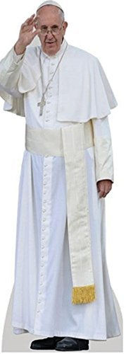 Pope Francis Life Size Cutout by Celebrity Cutouts by Celebrity Cutouts