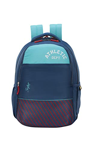 Skybags Troika 28 Ltrs Teal Laptop Backpack