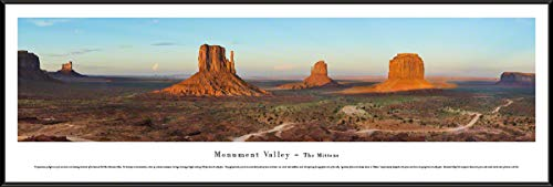 Monument Valley, The Mittens - 40 1/4