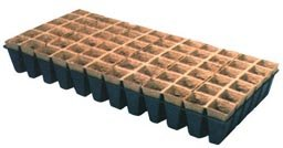 Jiffy Poly Pak Trays - 32 Pots Per Tray, 42 Trays (1,344 ...