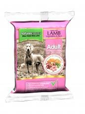 Natures Menu Dog Raw Frozen Complete Dinner Lamb 12x300g Pack Of 1