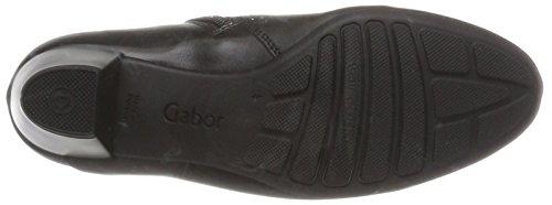Gabor Comfort Sport, Stivali Donna Nero (57 Schwarz Micro)