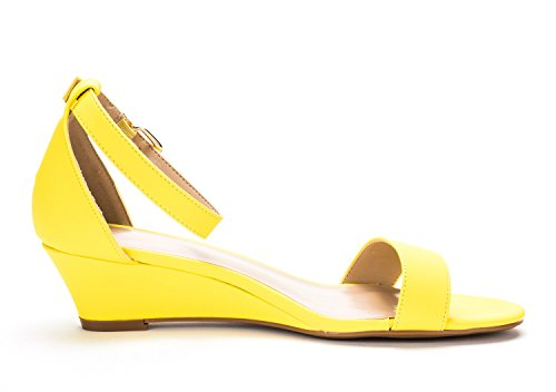 7a23c4689eb DREAM PAIRS iNGRID New Women Fashion Wear Summer Open Toe Ankle ...