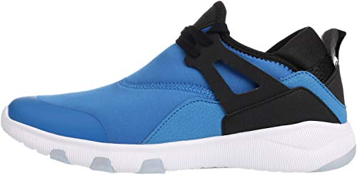 JOOMRA Men's Workout Shoes for Running Fitness Walking Jogging Padding Male Fashion Footwear Gym Easy Walk Athletic Tennis Sneakers Blue Size 7.5