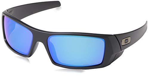 Oakley Men's Gascan Polarized Rectangular Sunglasses,, used for sale  Delivered anywhere in USA