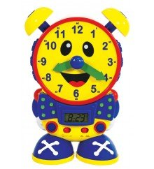The Teaching Time Clock (Telly) by The Learning Journey