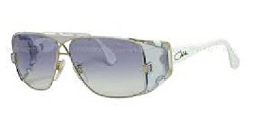 Cazal Sunglasses CZ 955 WHITE 332 CZ955 (Cazal Shop)