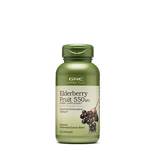 GNC Herbal Plus Elderberry