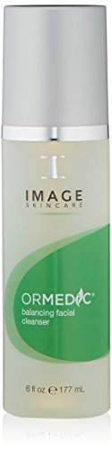 Cleanser Antioxidant Products Care Skin (IMAGE Skincare Ormedic Balancing Facial Cleanser, 6 oz.)