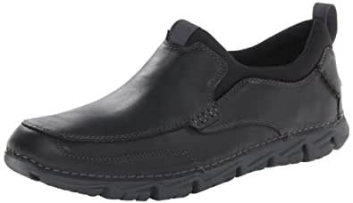 Rockport Men's Rocsports Lite 2 Slip-On-Black-9  M