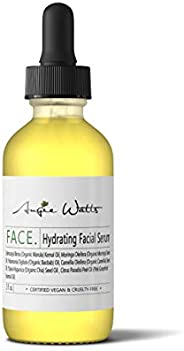FACE. Hydrating Facial Serum, 2oz - All Natural and Organic Ingredients | 100% Vegan | Ultra Hydrating | Fragr