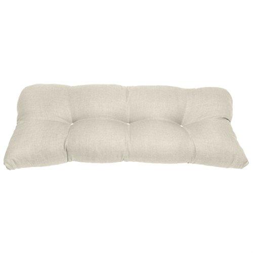Wicker Bench Cushions - 4