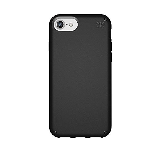 Speck Products Presidio Case for iPhone 8 (Also Fits 7/6S/6), Black/Black from Speck